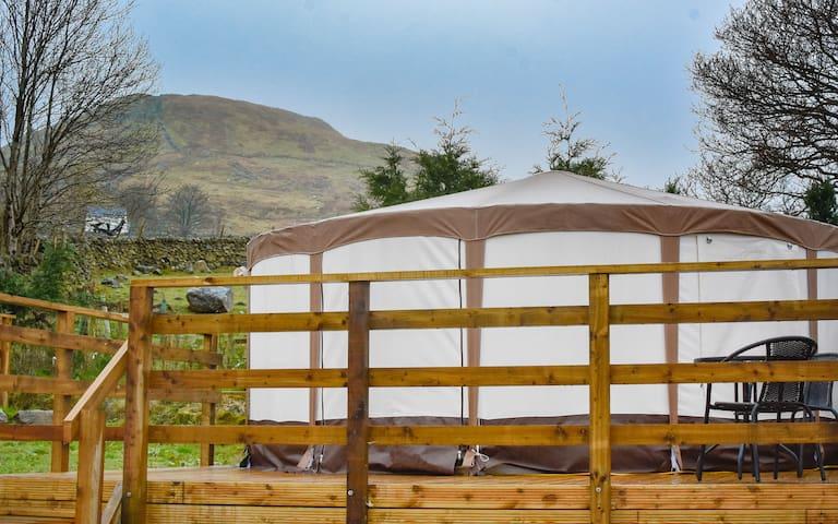 Glamping in Llanberis - Llanberis - Yurt