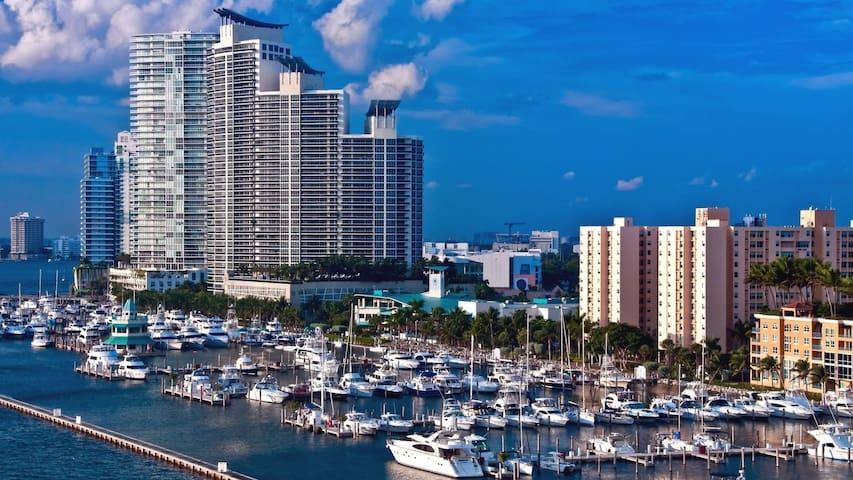 Cozy Room in the heart of Miami  -  #2