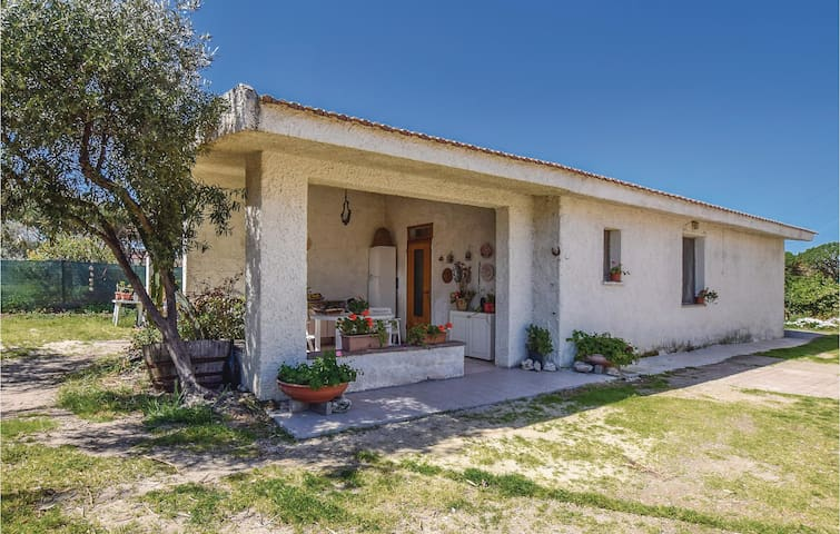 Holiday cottage with 1 bedroom on 50 m² in Sorso -SS-