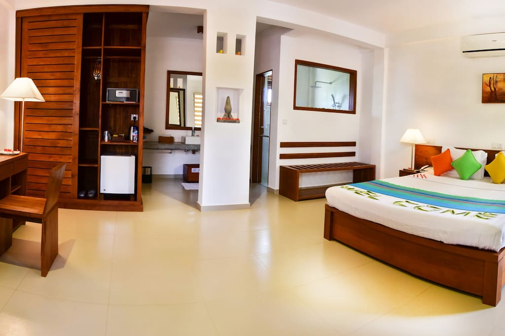 Double Room Full view