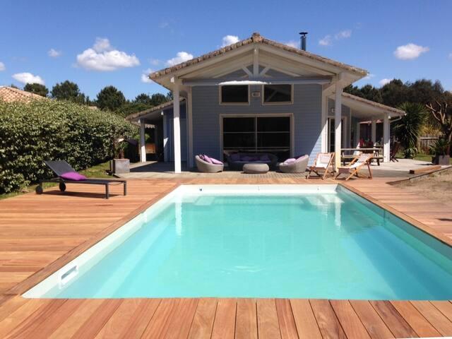 Superbe Villa  à 600m de la plage - Soustons - House