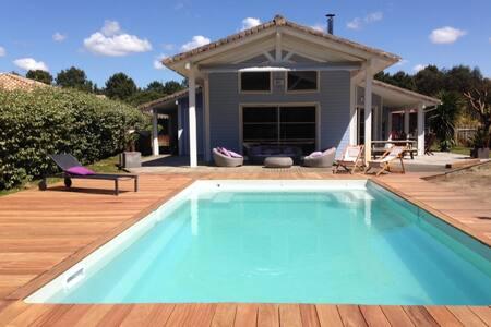 Superbe Villa  à 600m de la plage - Soustons - Haus