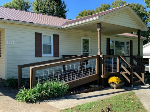 Handicap accessible and room for the entire family