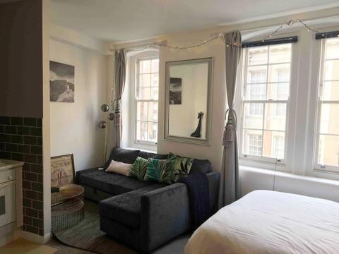 Beautiful Westminster Studio Apartment
