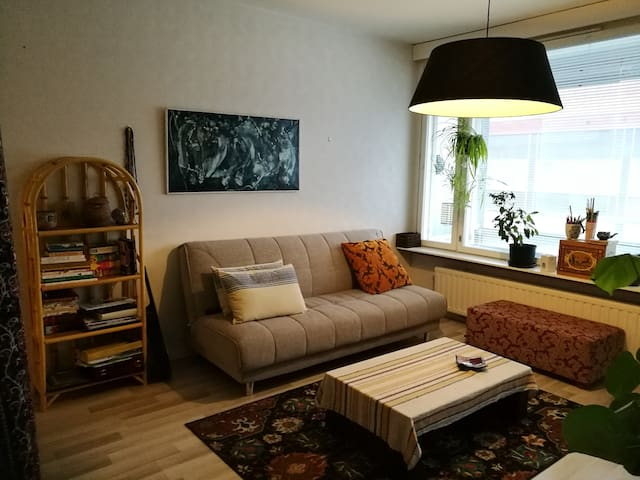 Clean studio apartment middle of the center