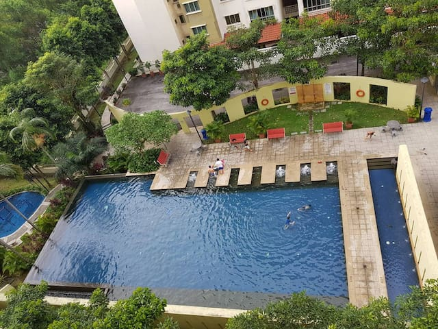 Apartment in Bukit Jalil, 7min to train station- 2