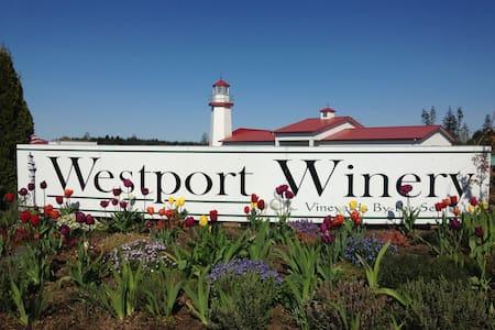 Westport Winery Cellar Retreat