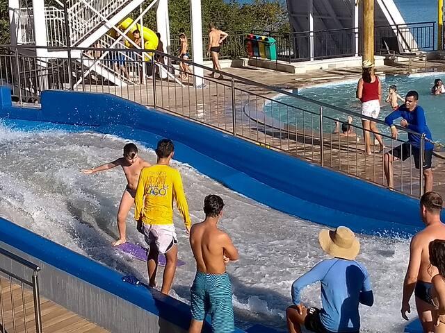 Resort do  Lago: O espaço da diversão II