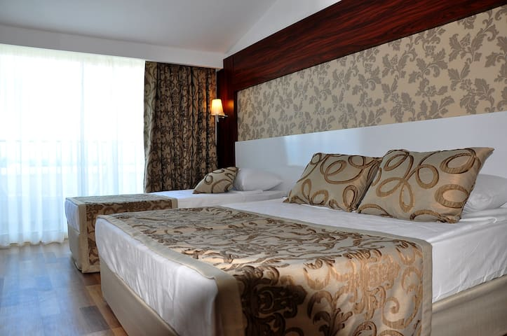 Maya World Hotel - Side Belediyesi - Penzion (B&B)