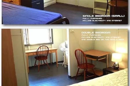 Amazing cheapest boarding house - 사우스 브리즈번(South Brisbane) - 기숙사