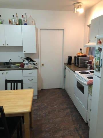 Chambre aménagée pour une ou plusieurs nuit à 25$