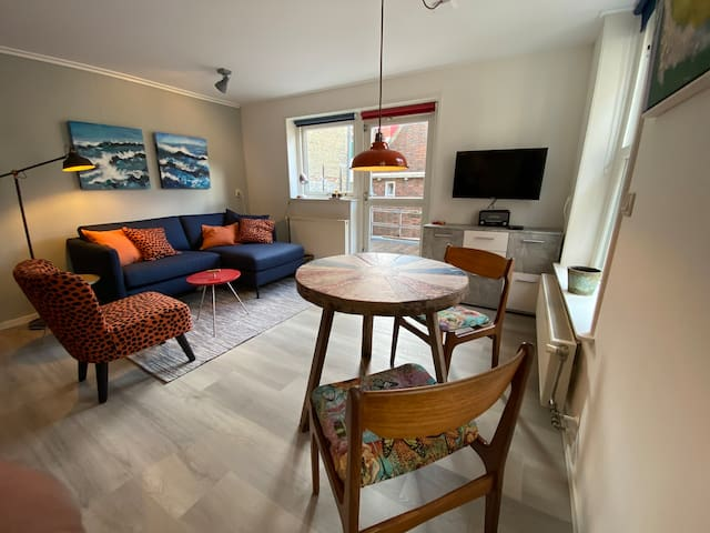 Apartment in the absolute heart of Leeuwarden!