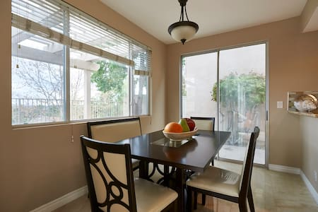 Private 3 BR South OC Get-Away - Aliso Viejo - House