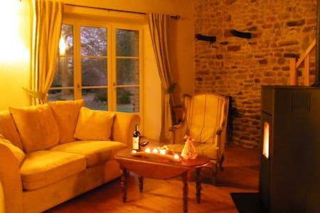 Charming, cosy cottage, woodburner, country walks - Pleudihen-sur-Rance