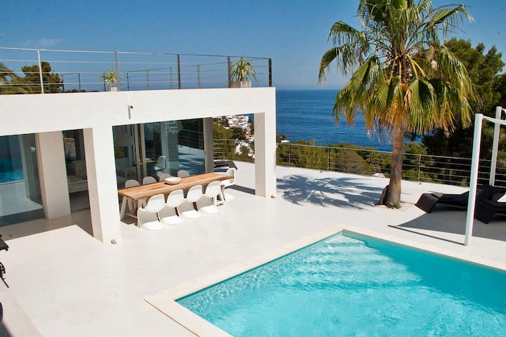 Villa The White Cliff - Roca Llisa - Villa