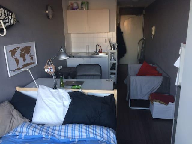 Cozy studio The Hague centre