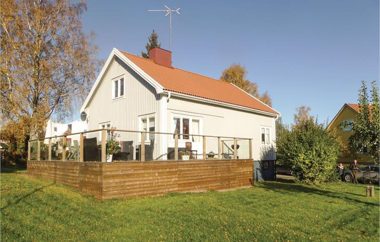 Holiday cottage with 3 bedrooms on 160m² in Vagnhärad