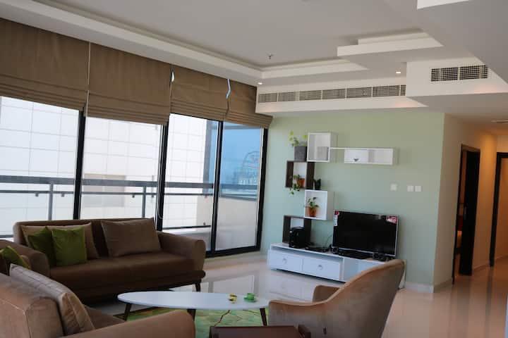 Luxurious 2 Bedroom apartment 136m2