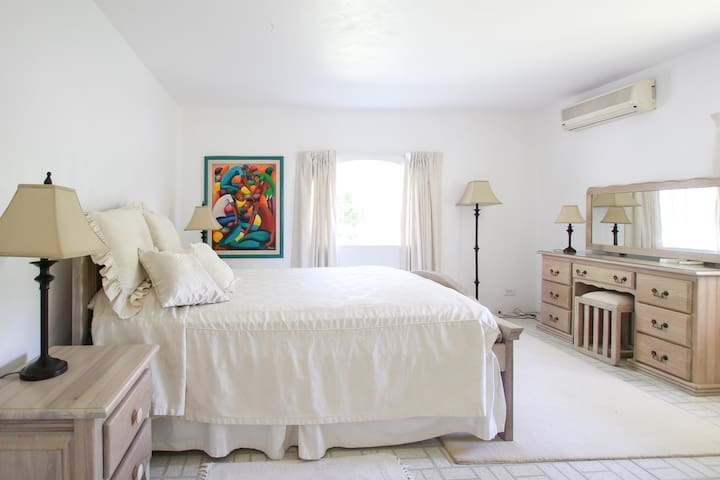 The large third bedroom is located on the ground floor - a great space for those looking for a little more privacy
