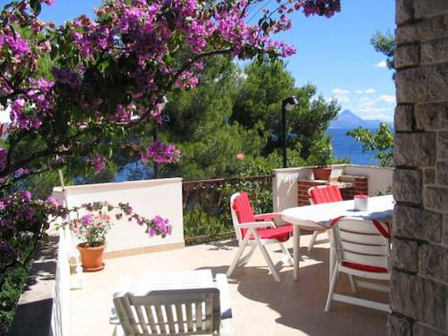 Authentic Villa with Private Beach - Sumartin - House