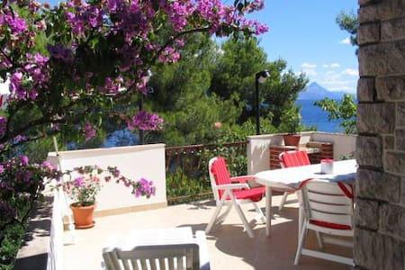 Authentic Villa with Private Beach - Sumartin