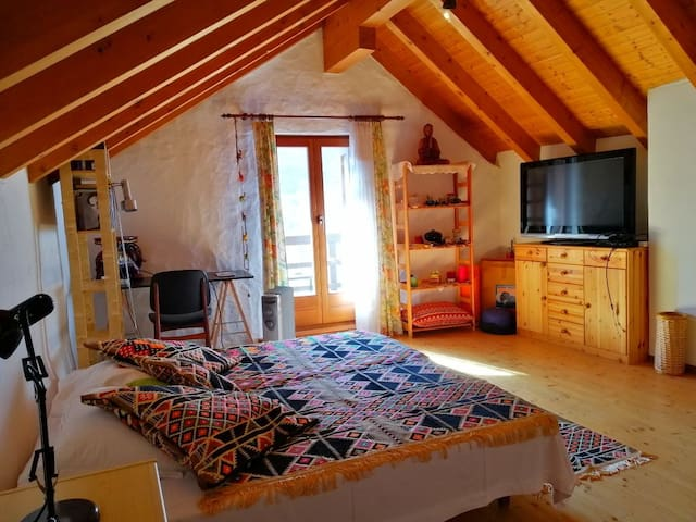 Airbnb Brione Vacation Rentals Places To Stay Ticino