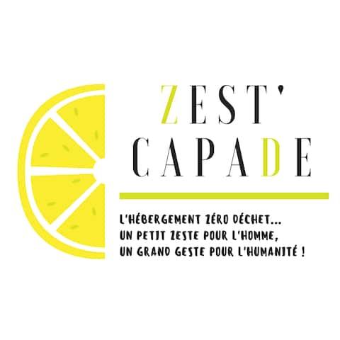 Zest' Capade : Gîte Zéro Déchet