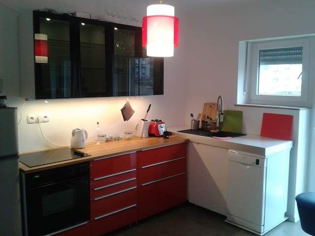 Fresh Renovated and Modern Apt - Luxembourg