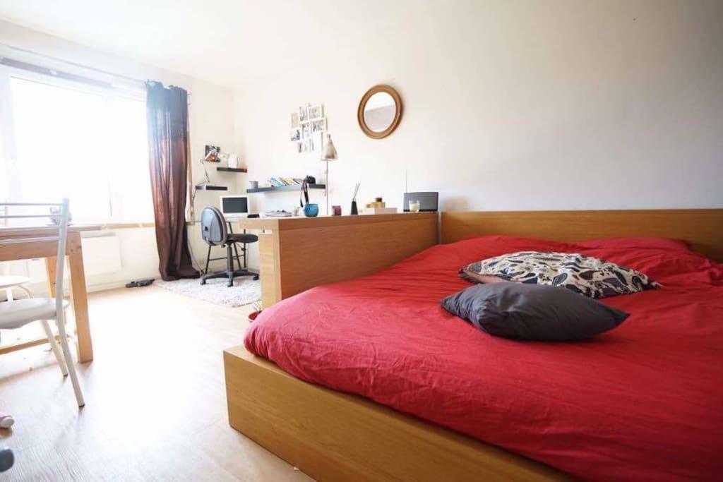 appartement cosy au coeur de lille appartements en r sidence louer lille hauts de france. Black Bedroom Furniture Sets. Home Design Ideas