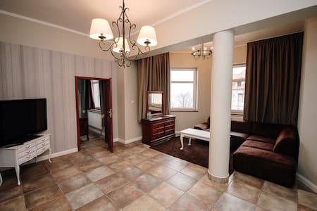 Ełk Apartament typu suite