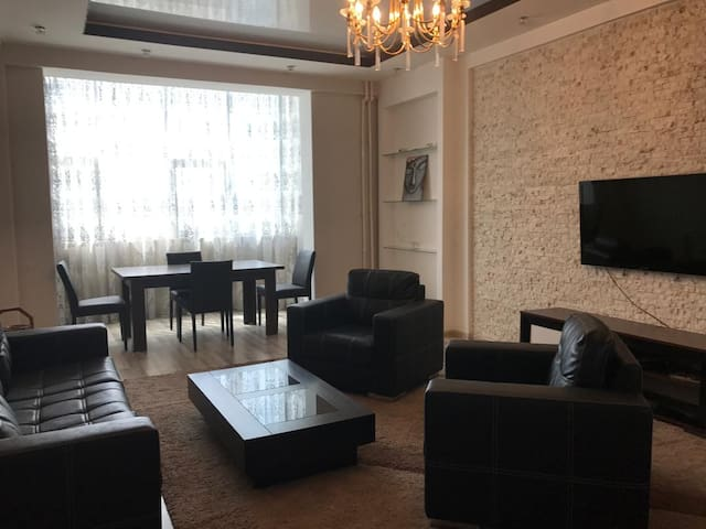 cosy and clean apartment in downtown Dushanbe