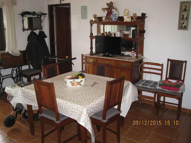 Casa de férias em Vale de Tábuas - Carvalhal