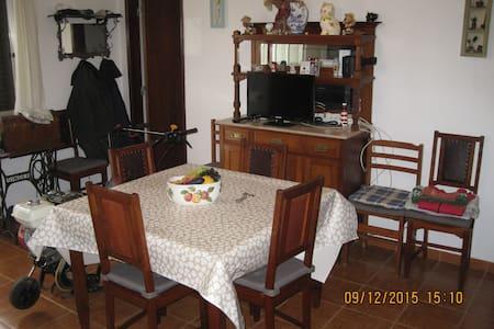 Casa de férias em Vale de Tábuas - Carvalhal - Casa