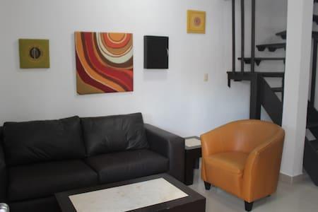 In the heart of Mahahual - Mahahual - Apartamento com serviços incluídos