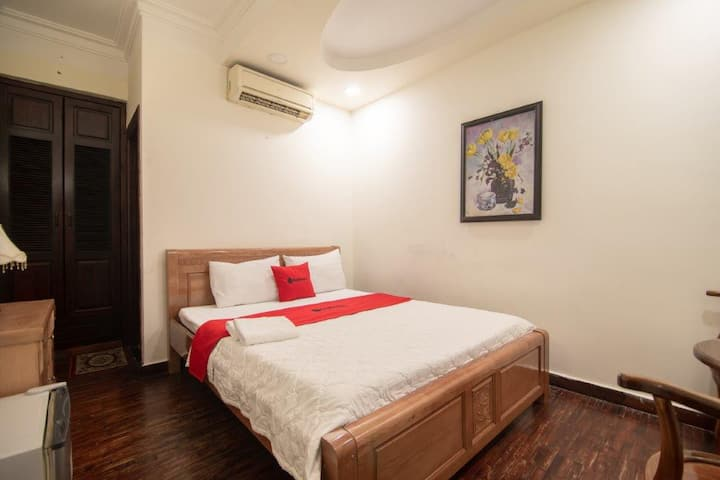 ♥ Comfy room at Cu Xa Bac Hai ♥ Perfect for couple