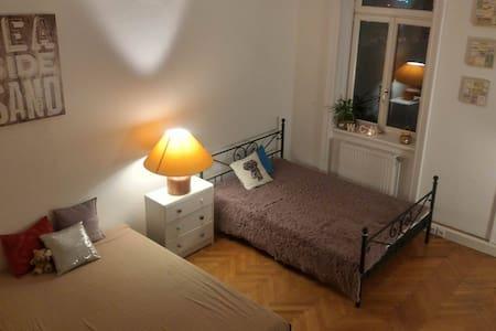 1 MINUTE TO METRO! Big and cozy room - เวียนนา - อพาร์ทเมนท์