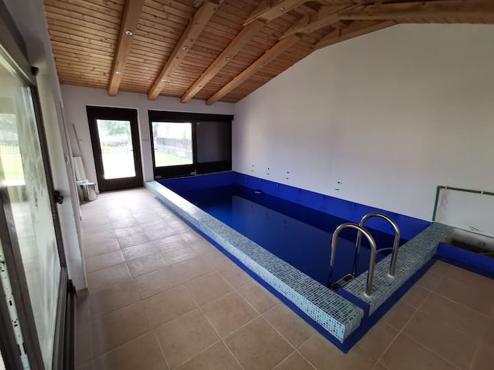 3 Villa London Plitvice Lakes with swimming pool