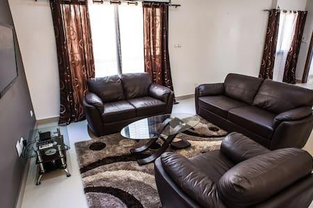 Studio Meublé de luxe à Ngor - Dakar