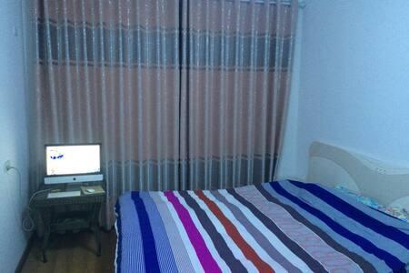 自用公寓,空置两个房间,装修精良,厨具完备,卫生间物品一应俱全。 - Jiaozuo Shi - Bed & Breakfast