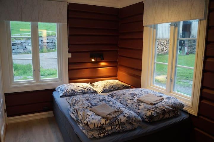 Det vinrøde soverommet