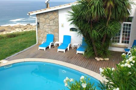 Casa con increibles vistas al mar. - Oia - Casa