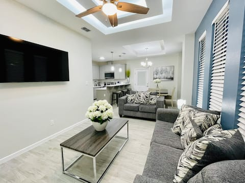 ⭐️Sharyland Lux⭐️3Br Apt⭐️Near Mall  Shopping Centers