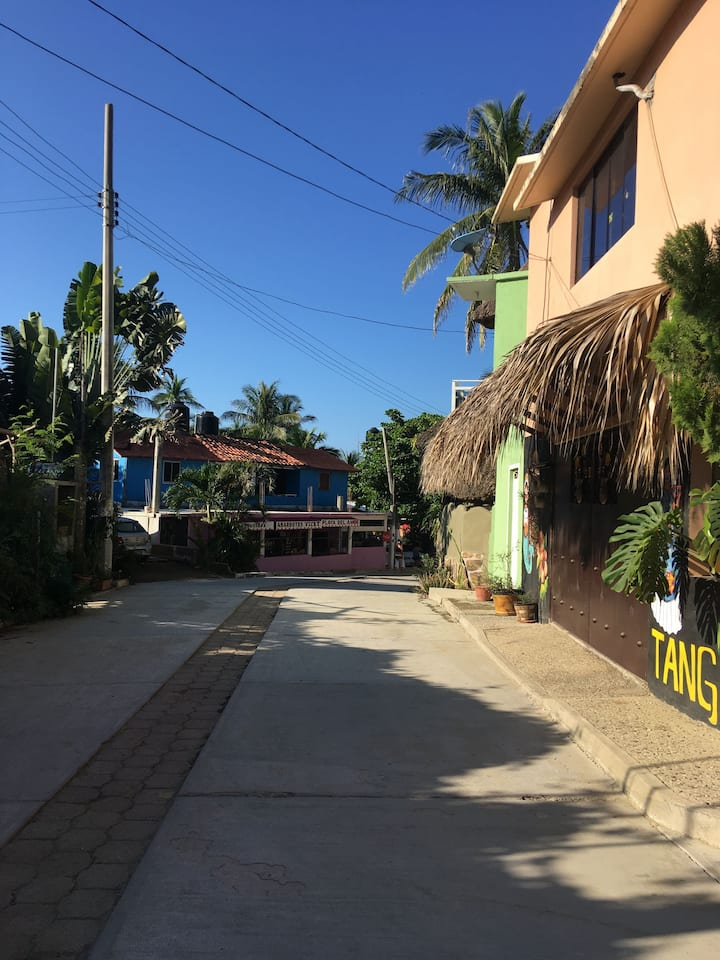 Departamento  Lexu- liebre (zapoteco)
