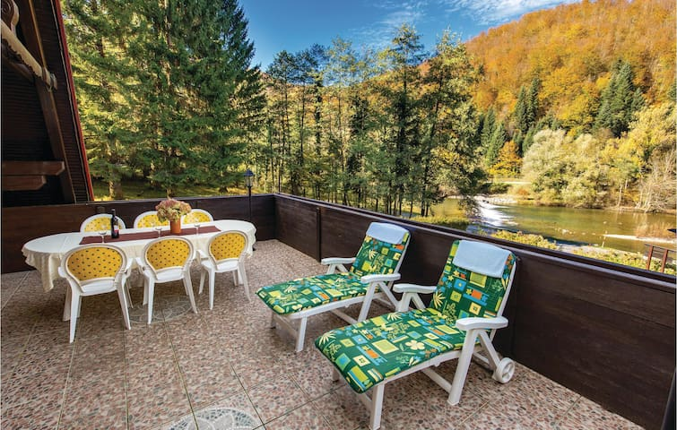 Holiday cottage with 2 bedrooms on 56 m² in Brod na Kupi