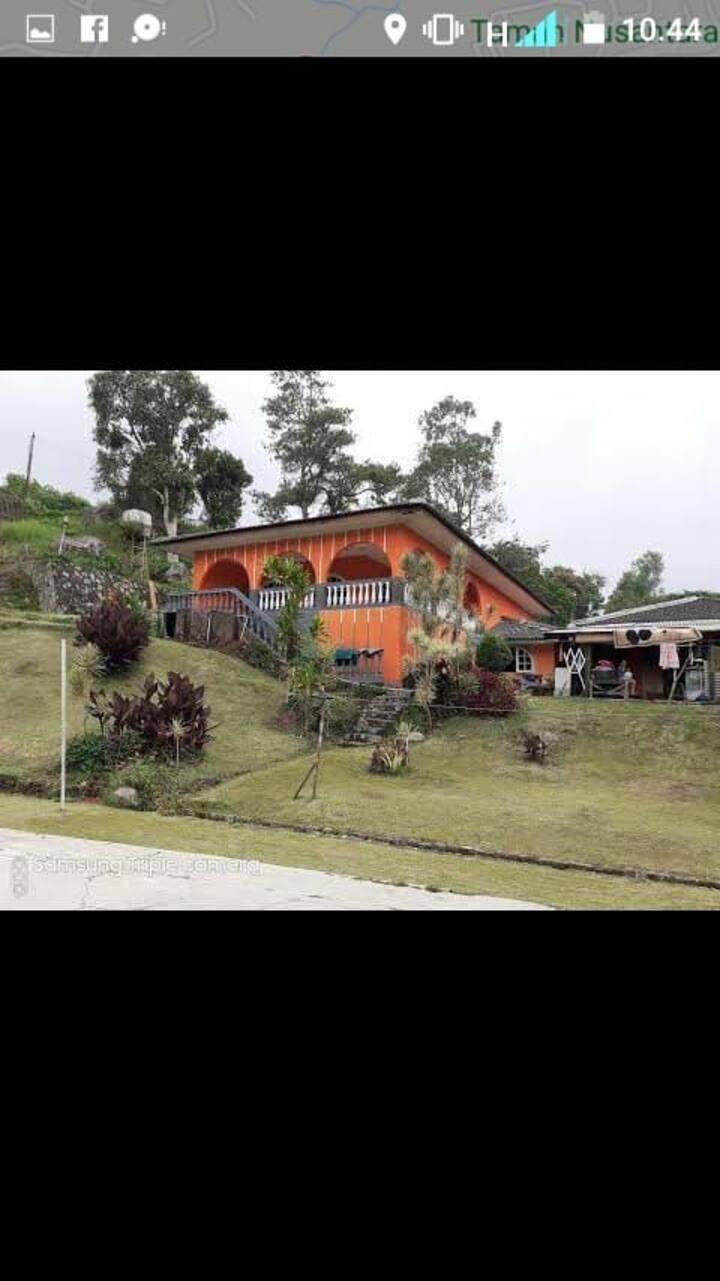 Villa kolibah  cipanas