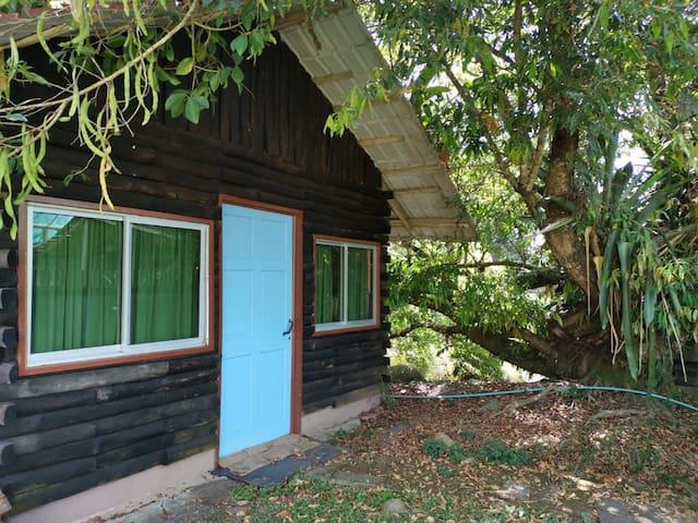 Natural Cabin in General Viejo de Pérez Zeledón