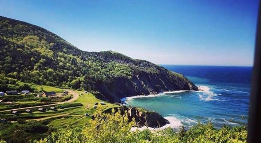 Quiet Accommodations located in Meat Cove
