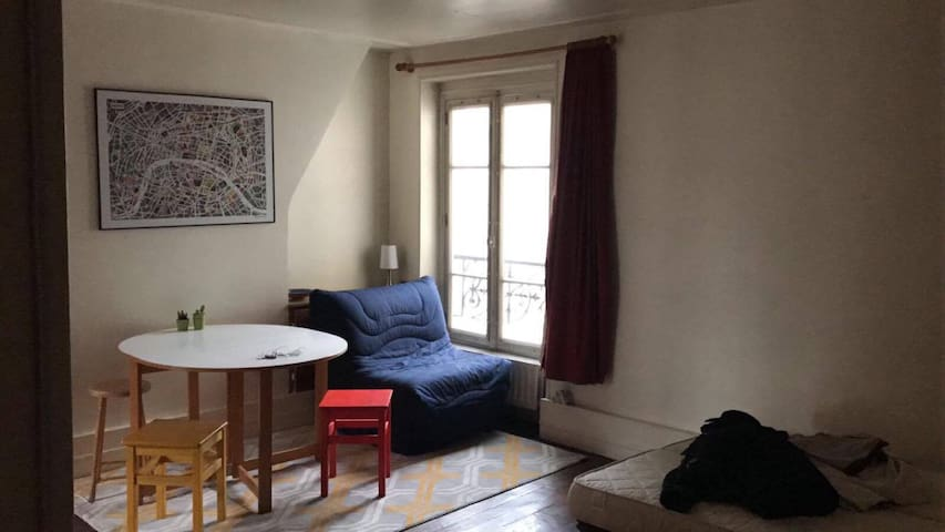 Appartement Paris 10 - Paris - Apartemen