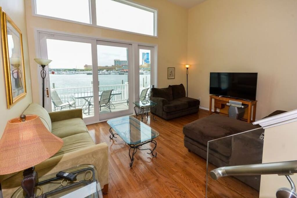 WaterSide All Rooms On Water Front Houses For Rent In Atlantic City New