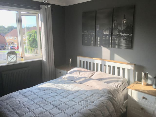 Double room , felixstowe